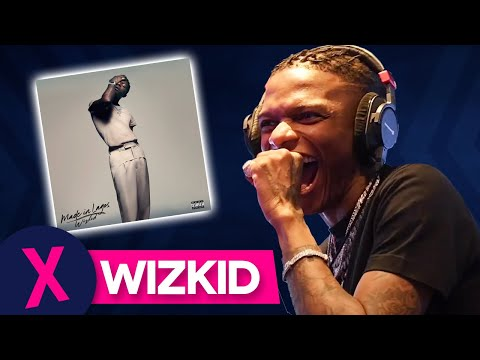 WizKid On The Story Of 'Made In Lagos' | The Norte Show | Capital XTRA