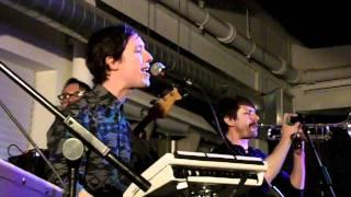 "Fanfarlo perform ""Lenslife"" at Rough Trade East, London, 28 February, 2012"