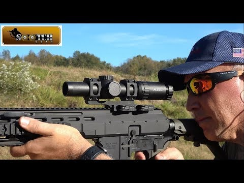 Primary Arms 1-8X ACSS Reticle SFP Scope Review