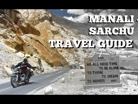 Manali To Ladakh Travel Guide   Manali To Sarchu   Sarchu Travel Guide