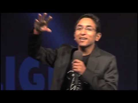 Appurv Gupta presenting Indian Best Stand Up Comedy on Mobile Phone in India -Hindi