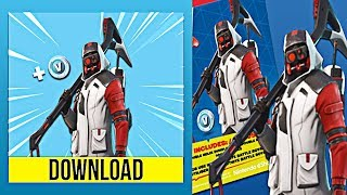 "How To Get The New ""Double Helix Skin Bundle"" + 1,000 VBUCKS in Fortnite! (Nintendo Switch Bundle)"