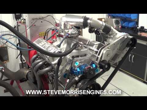 Steve Morris Engines TJ Martinez 2013