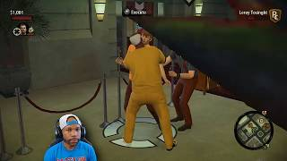 The Godfather 2 Walkthrough Gameplay Part 2 - The Club!