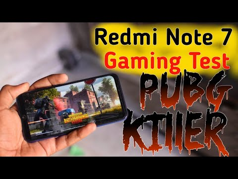 Redmi Note 7 EXTREME GAMING TEST (3GB)🔥 Issne Tuo PUBG Ko HILLA DIYA 😲 MUST WATCH!