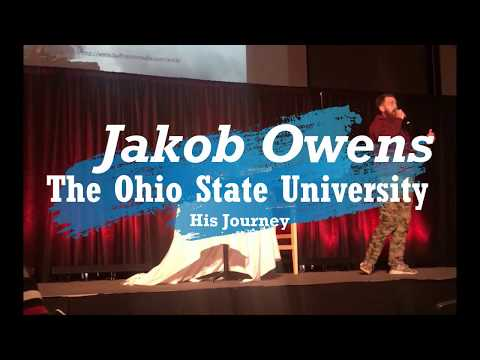 Jakob Owens Talking About His Journey at The Ohio State University