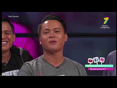 Atmosfera- Band Adik Beraadik Pertama Dari Sabah Bah! | Pop! Express