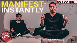 3 Ways to Raise Your Vibrations and Manifest INSTANTLY!! | WARNING!! This is the best one yet..