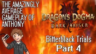 Dragon's Dogma Dark Arisen (Xbox 360): Bitterblack Trials Pt4