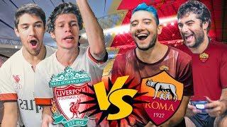 LIVERPOOL vs ROMA | Champions League 2018 | PES 2018