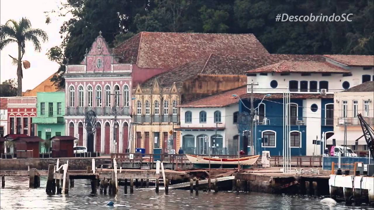 Descobrindo Santa Catarina São Francisco Do Sul Youtube