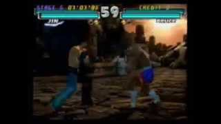 TTT Jin & Heihachi Arcade Playthrough Ultra Hard - PS2 thumbnail