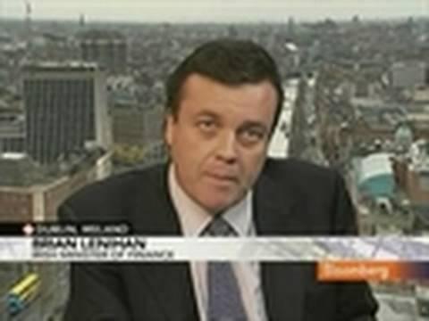 Ireland's Brian Lenihan Discusses Bank Rescue Plan: Video