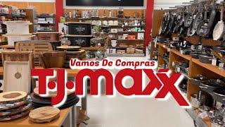 Vamos De Compras A TJmaxx Con SANDY BELLA