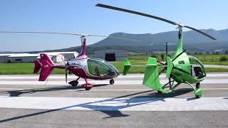Gyroplane Niki Rotor Aviation Gyrocopter