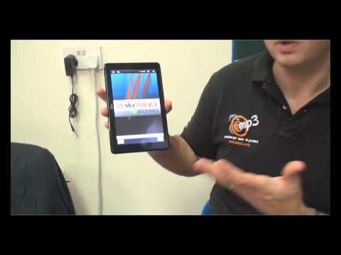 AMP3 TV look at the Disgo Tablet 6000
