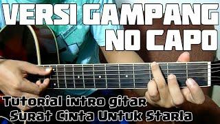 Download Video VIRGOUN - SURAT CINTA UNTUK STARLA TUTORIAL INTRO GITAR MP3 3GP MP4