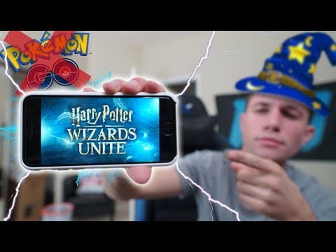 Download Youtube: NIANTIC'S NEW GAME?! What Does THIS Mean for Pokémon Go... ( Harry Potter: Wizards Unite )