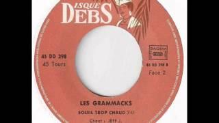 Grammacks - soleil trop chaud (studio version, 1974)