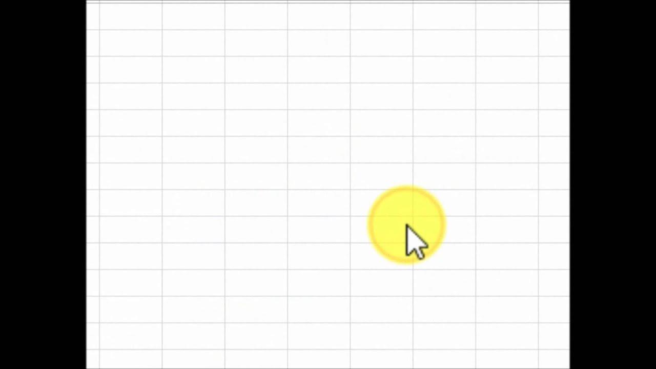 Excel: Doppelte Einträge löschen ( HD ) - YouTube