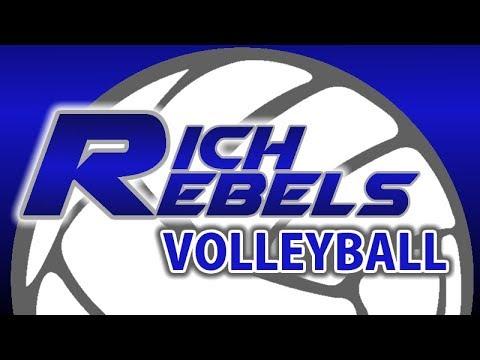 VOLLEYBALL: Rich vs Panguitch - State Championship