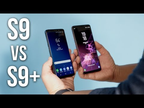 Galaxy S9 vs S9 Plus: 9 Best Features To Know About Before Buying One!