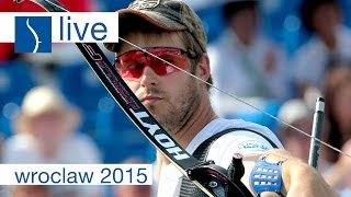 Live Session: Recurve Finals |Wroclaw 2015