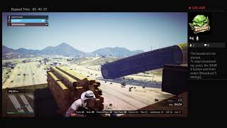 grand theft auto 5 online .  Road to 500 subs
