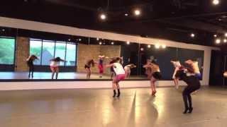 """Point B Dance - Deena Schaumburg - Jazz """"Sinister Kid"""""""