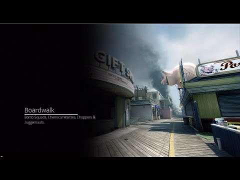 MW3 Boardwalk wave 95 World Record Survival - TheRelaxingEnd & Dims3535