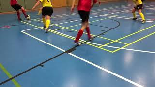 Harjoitusottelu 23102019 KuPS F N - HarTe
