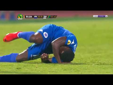 TP Mazembe Vs Supersport United 0-0 (2-1) 25-11 2017