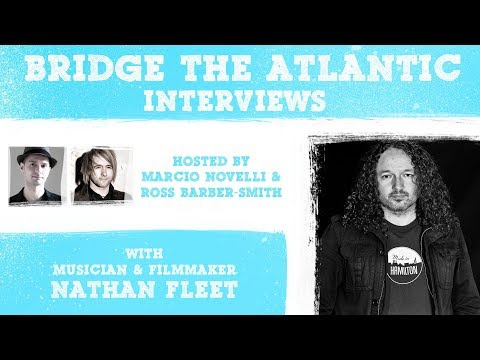Nathan Fleet: Hamilton Film Festival & Time Management | INTERVIEWS (2018)