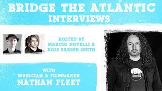Nathan Fleet: Hamilton Film Festival & Time Management | INTERVIEWS (2018)