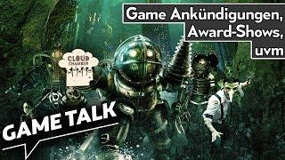 Game Talk #45 | unerwartete Gameankündigungen, Award-Shows 2019 u.v.m