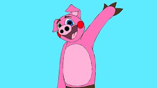 Minecraft Fnaf: Pigpatch The New Animatronic  (Minecraft Roleplay)
