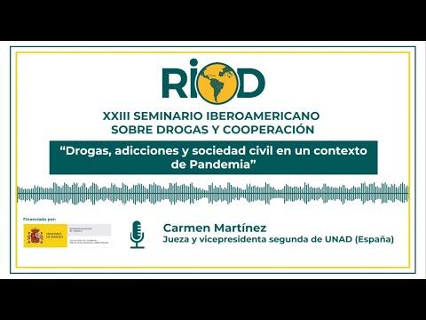 XXIII Seminario RIOD - Podcast: #Drogas y #Justicia - Hacia las medidas alternativas