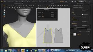 Создание одежды для THE SIMS 4.   Marvelous Designer ,  инструмент утюг