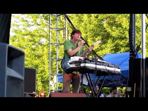 Panda Bear - Surfer's Hymn - Live at Pitchfork Music Fest 2010