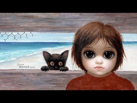 Margaret Keane, Painter Behind Tim Burton's 'Big Eyes'   KQED Arts