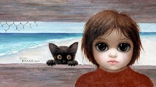 margaret keane painter behind tim burton s big eyes   kqed arts
