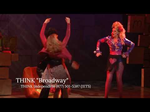 Broadway show NYC Your Private Jet Charter Connection Independent Jets  877-501-JETS