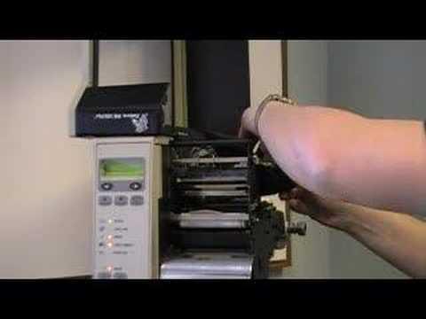 Zebra printer Sensor Calibration