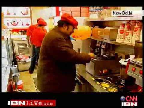 pt.5 Secret Kitchen tastes Delhi's street food, high food
