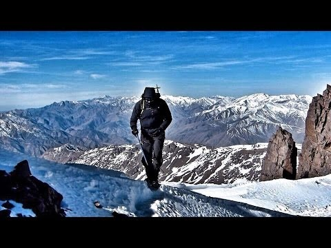 Toubkal , Ras and Timesguida n-Ouanoukrim - Adventures in the High Atlas ( Toubkal climb)