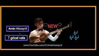 Qara Qarayev`| 7 Gözəl ( vals ) tar