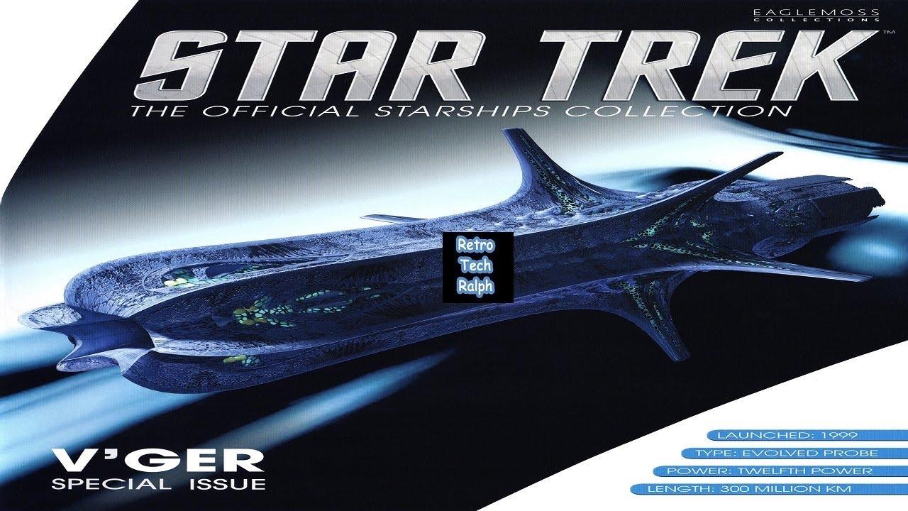 "STAR TREK STARSHIPS SPECIAL #30 /""V/'GER/"" EAGLEMOSS"