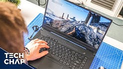 The Gaming Laptop for Everyone! [ROG Zephyrus G 2019 Review]   The Tech Chap