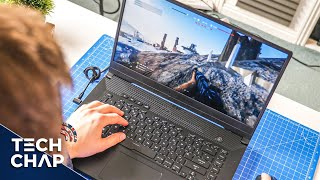 The Gaming Laptop for Everyone! [ROG Zephyrus G 2019 Review] | The Tech Chap