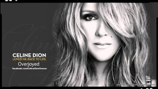 Celine Dion - Loved Me Back to Life: Overjoyed ft. Stevie Wonder (30sec Preview)